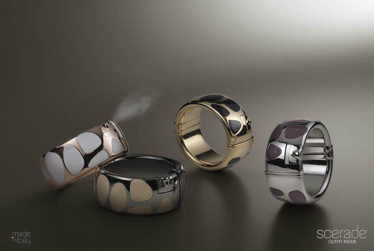 Scerade Cellule Bracelet Collection