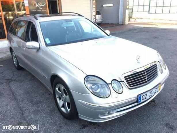 Mercedes-Benz E 270 CDi Avantgarde preços usados