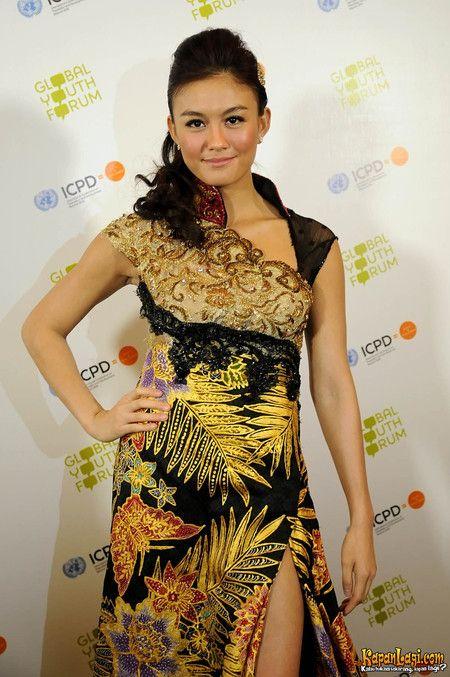Batik Indonesia n Agnes Mo