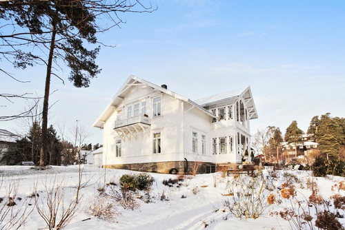 Bestumveien - traditional - exterior - other metro - ACR Villa Skovly