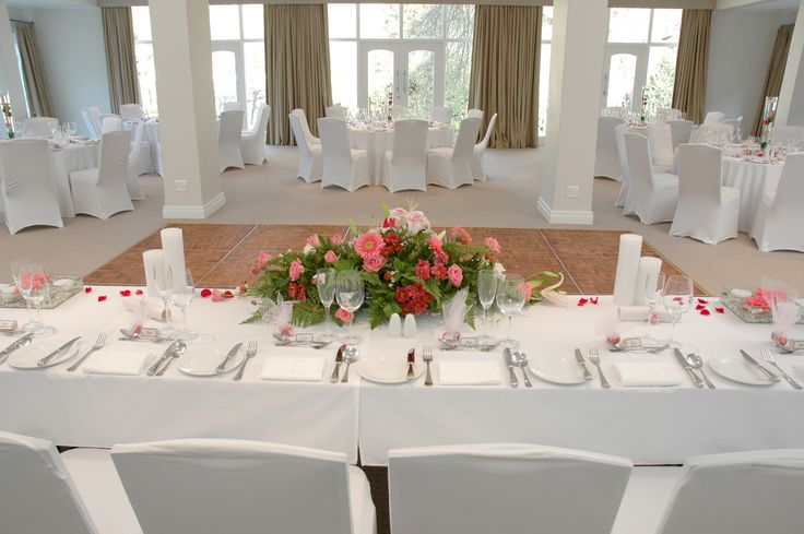 Perfectly situated for fairytale weddings,