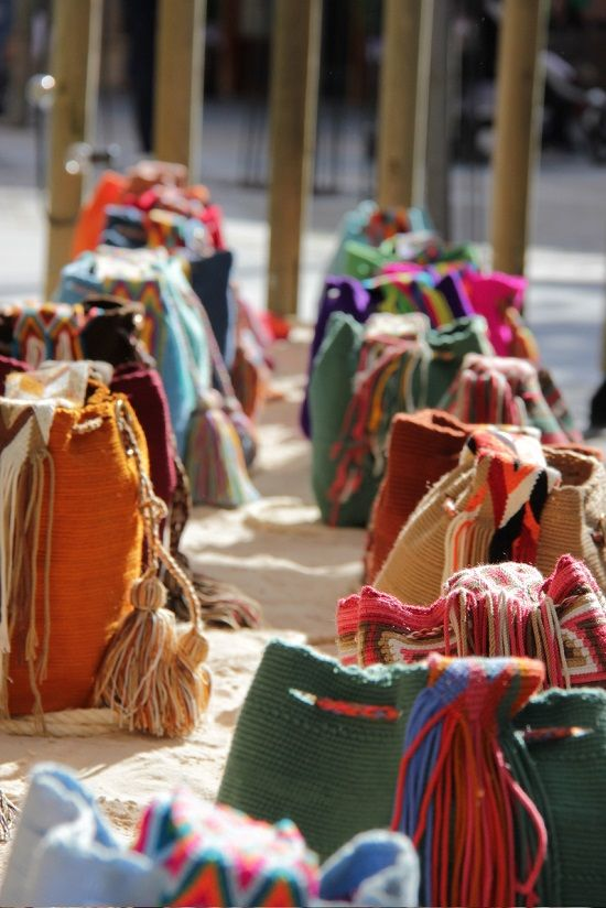 Wayuu bags (Colombian handmade bag)