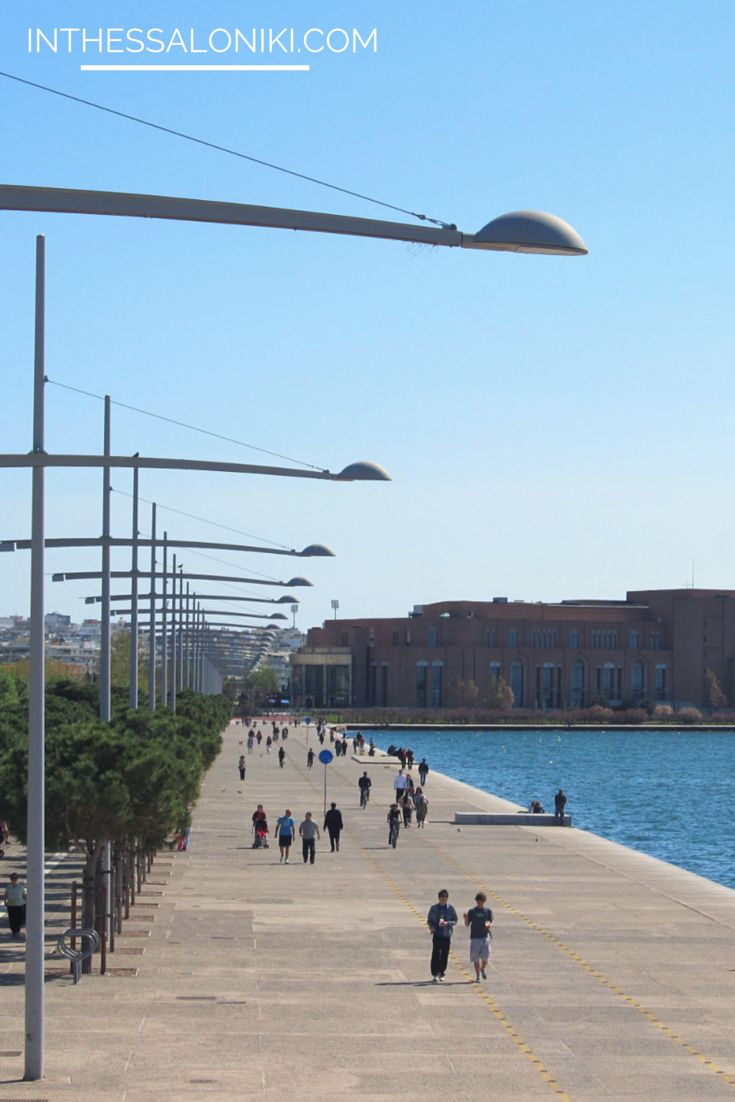 ● Recently renovated and internationally prized, the new waterfront of Thessaloniki is a popular destination and meeting point both to locals and tourists. ● Νέα Παραλία Θεσσαλονίκης ● #inthessalonikicom
