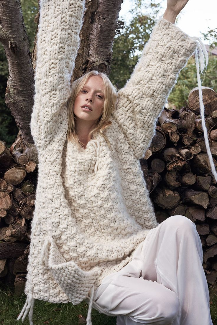 Stella Magazine October 2017 Franzi Frings by Olivia Frolich - Fashion Editorials