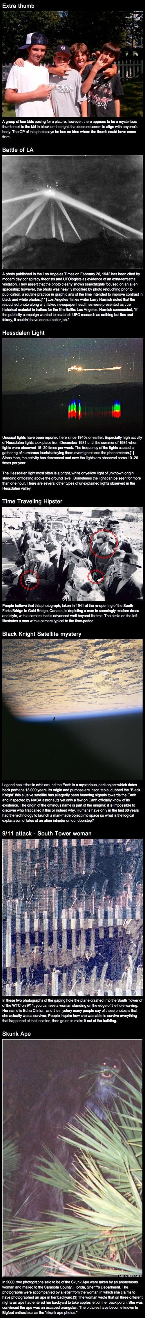 The most unexplained photos that exist... - The Meta Picture