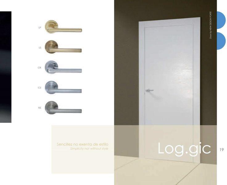 poignées de portes Groël et accessoires de portesPoignées & Décoration