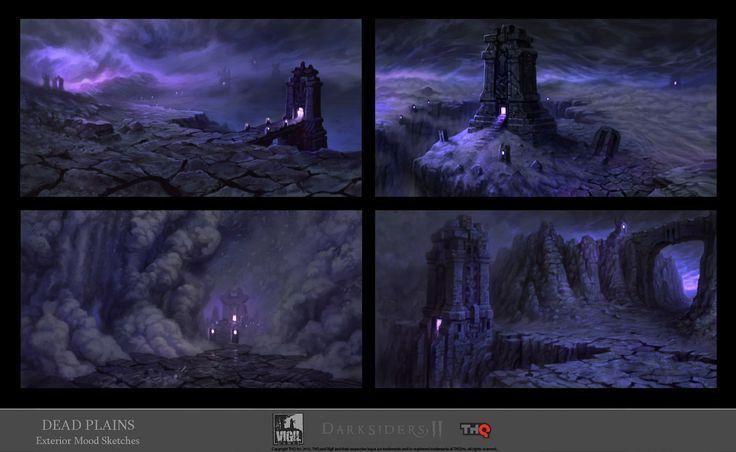 The Art of Darksiders II  http://uk.kotaku.com/5935552/the-art-of-darksiders-ii#