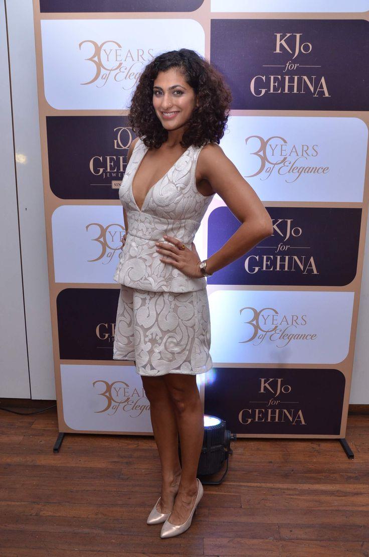 Kubra Sait  #GehnaTurns30 #KjoForGehna #Bollywood #Celebrities #Jewellery