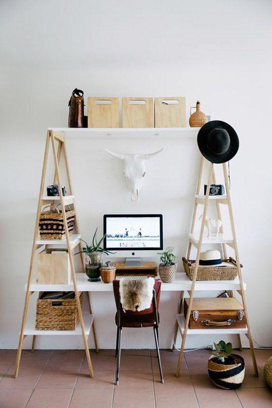 a desk with some 'giddy up'!   sfgirlbybay   Bloglovin'