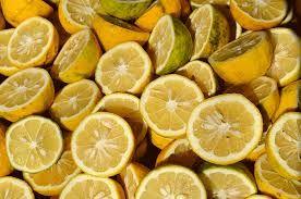 Lima dulce:  la apariencia de una tradicional, pero si pruebas una notarás la diferencia de inmediato, esta fruta tiene un sabor dulce similar al de una naranja, en lugar del gusto ácido que normalmente conocemos.
