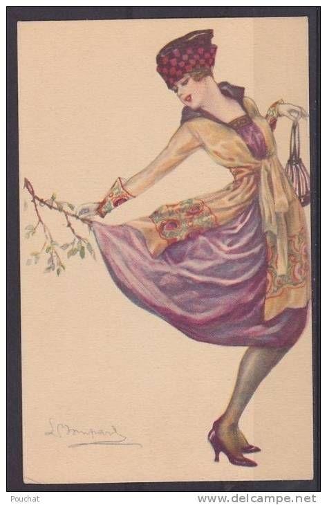 Illustrateur Bompard.