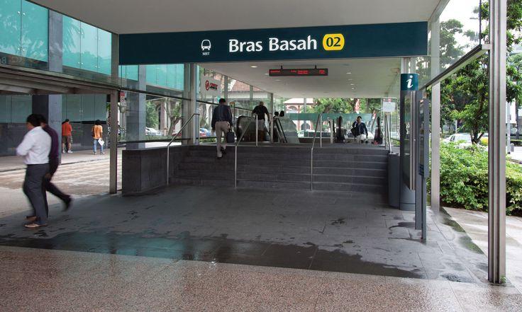Design consultancy singapore lta wayfinding signage for Design consultancy singapore