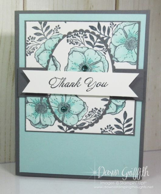 Card Sketch #13 - Dawn's Stamping Thoughts