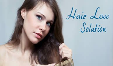 Women Hair Loss Cause And Treatment