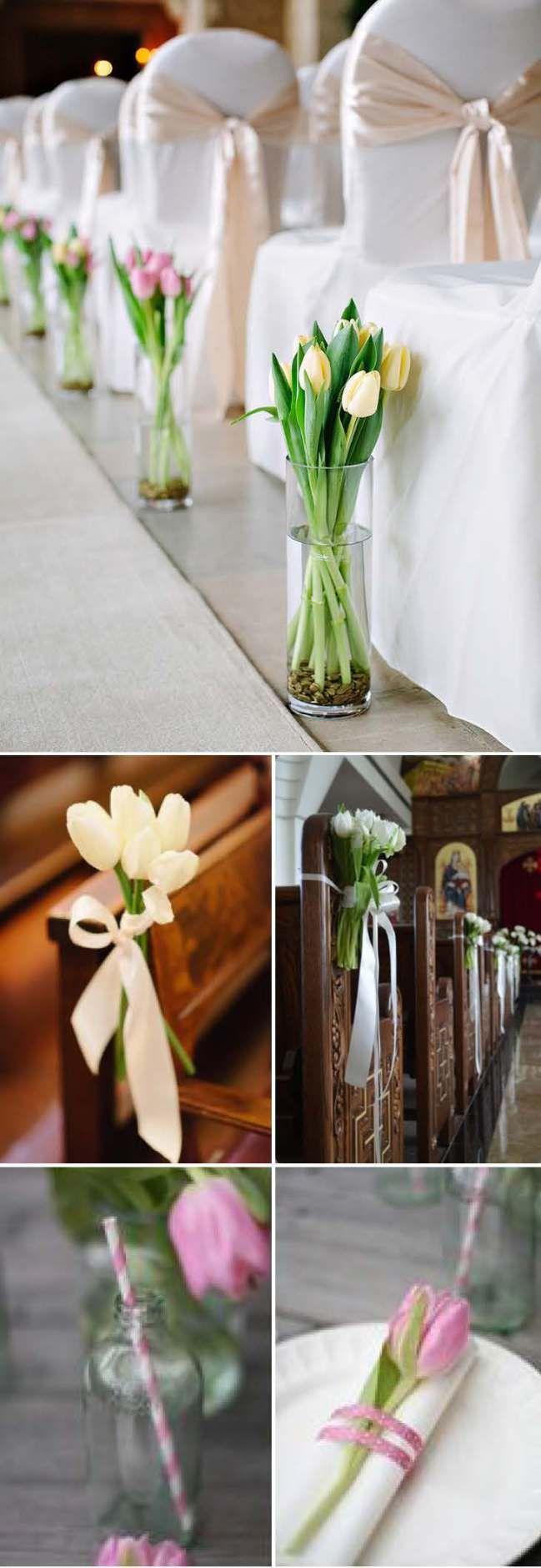 liebelein-will, Hochzeitsblog - Hochzeit, Blog, Tulpen, Deko