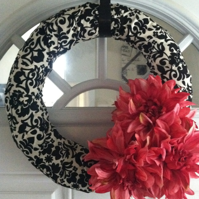 Homemade Wreath Craft Amp Diy Ideas Pinterest