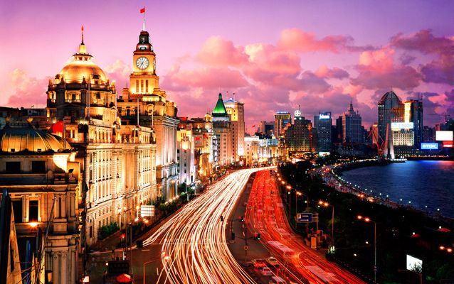 The Bund: Famous 'Museum of Architecture'