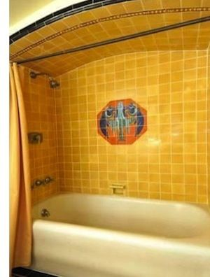 Bathroom Fixtures Orange Ca 9 best art deco bathrooms images on pinterest | art deco bathroom
