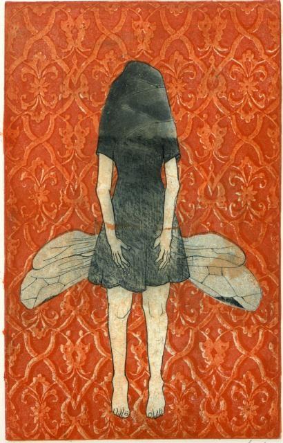 Piia Lehti: Kuninkaantytär II / King's Daughter, 2004