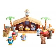 Little People Nativity - my kiddos have loved this set for the past few years. It's 1/2 off right now...only $21.50!
