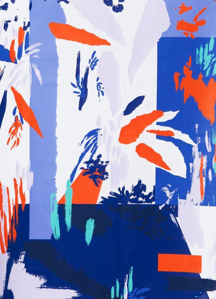 ARTS THREAD Portfolios - ARTS THREAD #pattern #print