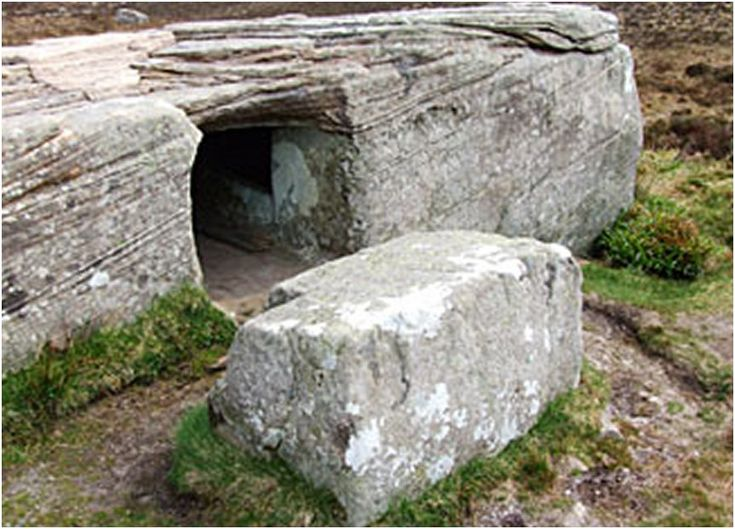 Dwarfie Stane: Mysterious 5,000-Year-Old Rock-Cut Tomb On Dark Enchanted Island Of Hoy, Scotland