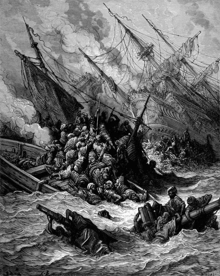 Pinned for later from dore.artpassions.net: Gustave Dore