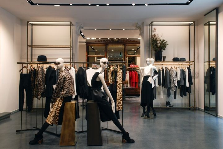 Max Mara Boutique by Duccio Grassi Architects, Florence – Italy » Retail Design Blog