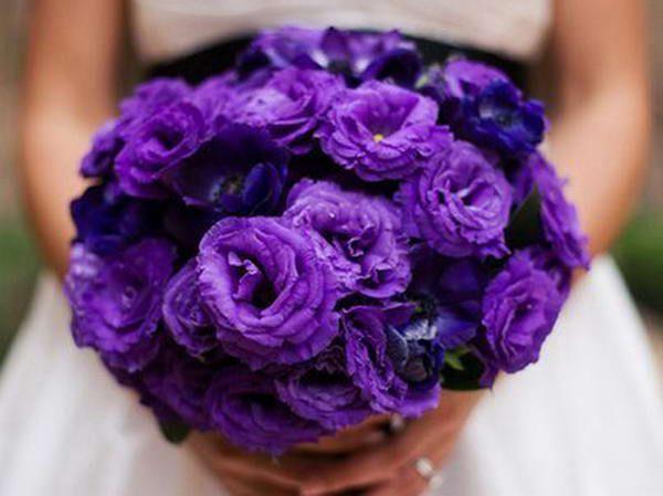 Букет невесты. Свадьба в Одессе.