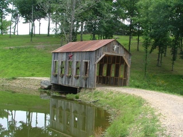 These 21 Beautiful Covered Bridges In Arkansas Will Remind You Of A Simpler Time | Only In Your State