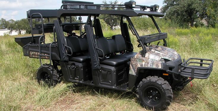 Polaris Ranger UTV and ATV Roofs Seats and Storage | Big Country ...