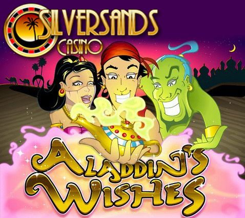 EXCLUSIVE TO PLAYCASINO  Silver Sands Casino is currently running a promotion to their South African online casino players. New & existing players get 50 Free Spins to play the Aladdin's Wishes Slot machine (No Deposit Needed). To claim your 50 Free Spins, redeem code 50FSPC in the cashier. Offer valid until 30th November & exclusive to players joining via PlayCasino. #SilverSandsCasino  www.onlinecasinobonus.co.za