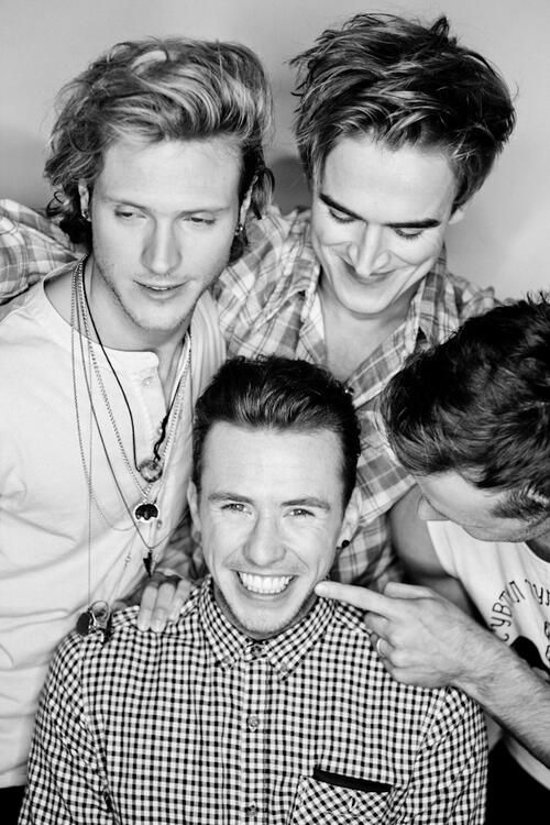 McFly, photo by Tom Leishman - Twitter / Team_Judd_McFly