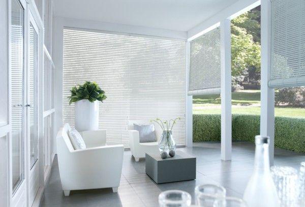Haal de zomer in huis met gordijnen, shutters of raamdecoratie in strandhuisstijl - STIJLIDEE Interieuradvies en Styling