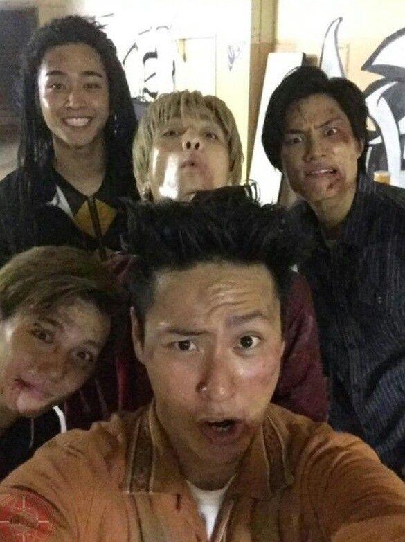 Iwata Takanori & Yamashita Kenjiro & Taiki