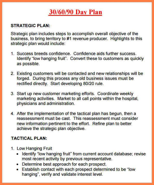 30 60 90 Sales Plan 90 Day Plan How To Plan Business