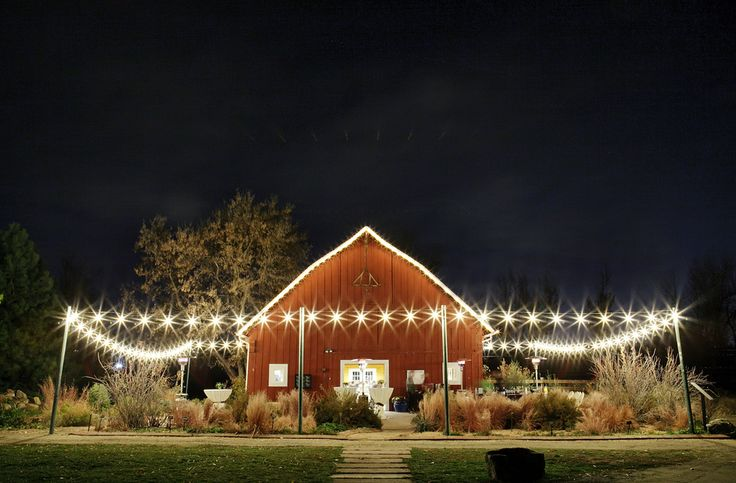 Denver Botanic Gardens Chatfield  barn wedding - hopefully our venue!!!!!