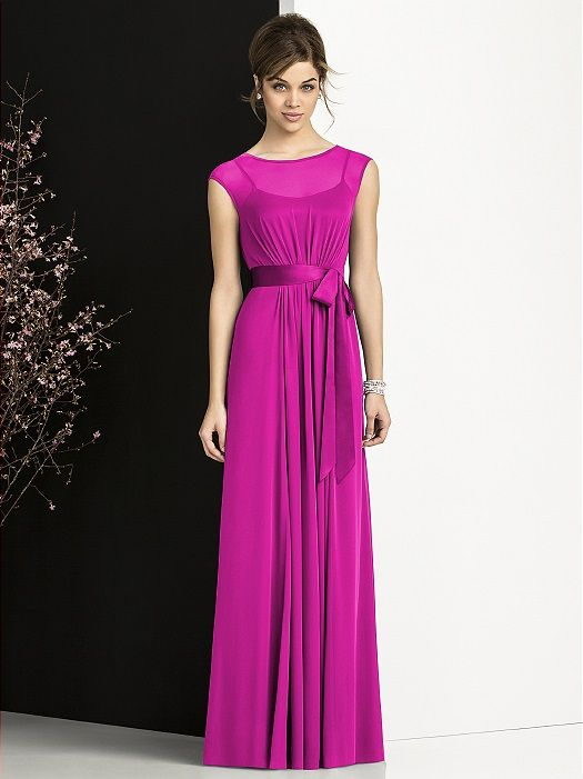 After Six Bridesmaids Style 6676 http://www.dessy.com/dresses/bridesmaid/6676/