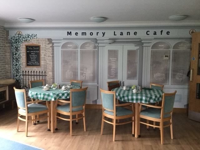 Care Homes Improving Environments With Care Home Products Dining Room Murals Sensory Rooms Home