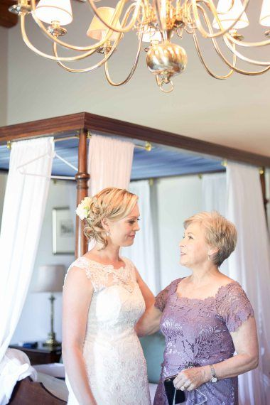 bride and mother of the bride. Mother of the bride plum dress