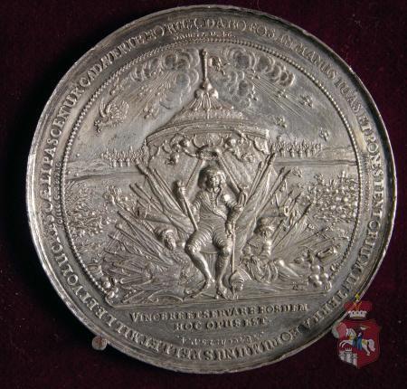 Medal upamiętniający zwycięstwo pod Smoleńskiem | FUNDACJA XX. CZARTORYSKICH
