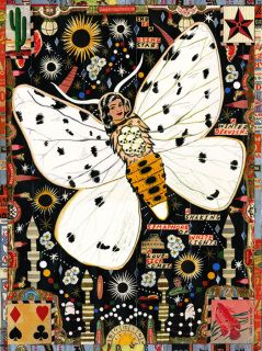 The December Moth - Tony Fitzpatrick