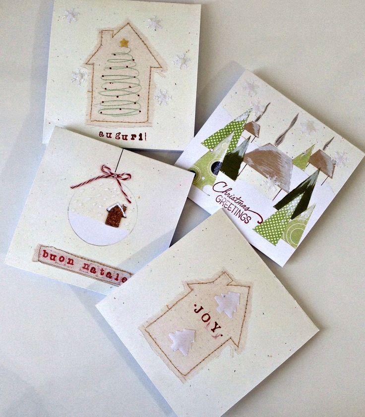 Cards natalizie handmade