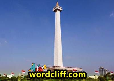 Descriptive Text About Monas In Indonesia