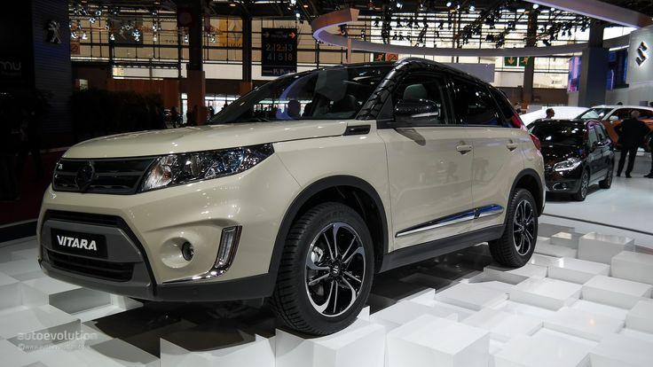 suzuki vitara 2015 white performance #2015SuzukiVitara #Car #Autos #Review #Suzuki #car2015 #Vitara