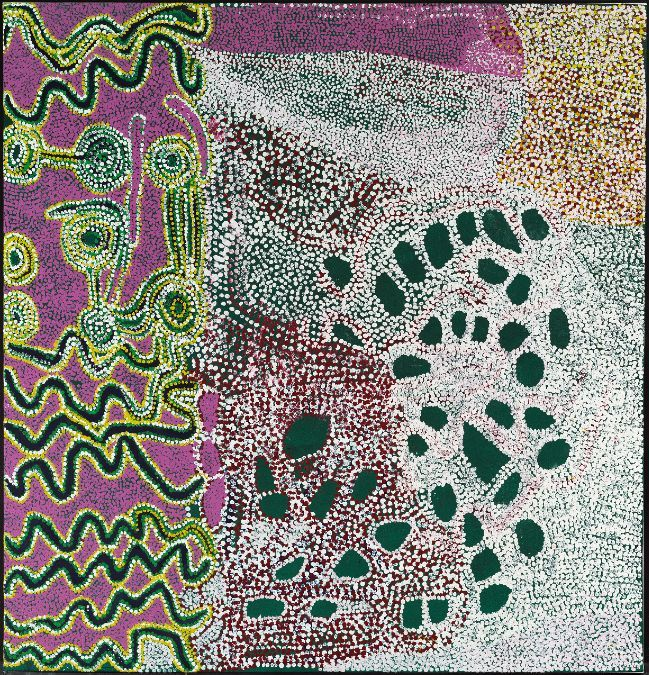 Exhibitions, Everywhen: The Eternal Present in Indigenous Art from Australia…