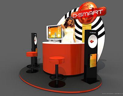 """D-SMART Avm Kiosk Tasarımı - Mall Kiosk Design"" http://be.net/gallery/52287495/D-SMART-Avm-Kiosk-Tasarm-Mall-Kiosk-Design"