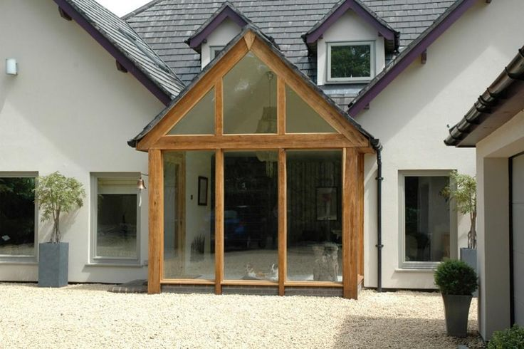 Refurbished bungalow extensions and loft conversion s - Dormer window house plans extra personality ...