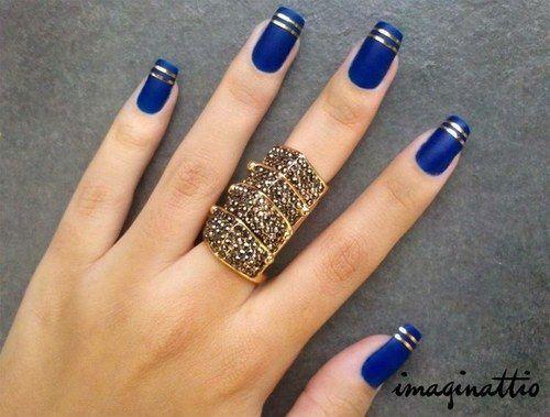 #nail #nails #nailart Definitely going to do this!!!!