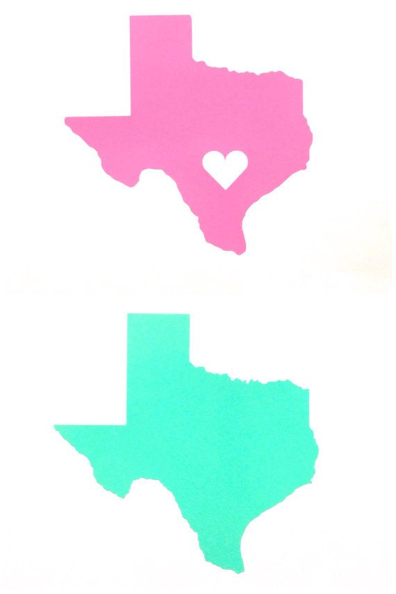 Texas Decal Texas Forever Pinterest Texas Cricut